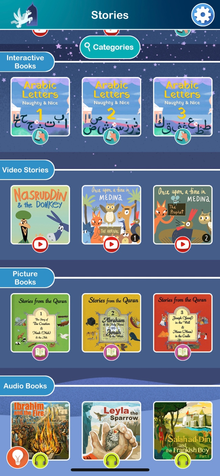 Miraj Stories App-Review – Hey Mama Salam!